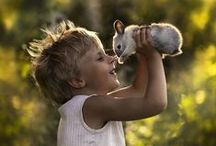 """Warm fuzzy feelings  / Basically just cute things, and things that will make you go """"Awe!"""""""