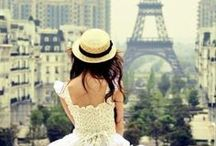 Mais Oui! / Something about Paris... je t'aime
