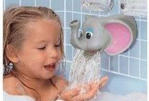 Bubble bath / you will be clean all over and you will smell sweet too!