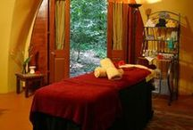 Beauty Spas / hot water and air bubbles to move around your body