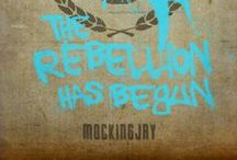 The Mockingjay / The Hunger Games