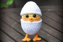 Easter crochet / by Rasa Jutus