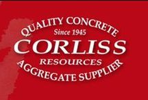 Corliss Resources Inc / Thank you for visiting Corliss Resources, Inc's website.  We hope that your visit to our site is informative and helpful.  Whether you are looking at the products we offer, what products are best to use for your specific project, or how to order; we believe that we can help.