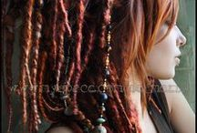 My work on your boards / My pictures found on your boards ;-) <3 www.facebook.com/MerrysSyntheticDreads