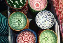 Tableware - Unique & Colorful