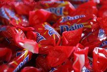 Daim chocolate:)