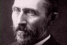 Art of Vincent Van Gogh / Prawdziwy artysta. Prawdziwa pasja. Niezwykły niedoceniony talent - jestem poruszony jego biografią. Zawsze będzie moim numerem 1 pośród innych słynnych malarzy. ▪ True artist. True passion. Incredible undervalued talent - I am touched by his biography. He is my number 1 among other famous painters.