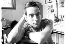 Art of Craig Thompson / Amerykański autor powieści graficznych. Jego historie często przemieniają się w obrazkową poezję. ▪ American author of graphic novels. His stories often change into a pictorial poetry.