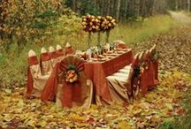 Vegan Thanksgiving Inspiration / All about Vegan Thanksgiving recipes and inspiration!