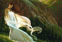 Fantasy Female Characters