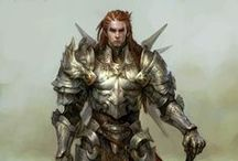Fantasy Male Characters