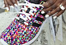 Adidas&Nike / Passion for Adidas, passion for Nike