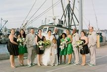 """Wedding Destination: Ptown! / Provincetown offers unique and beautiful venues, views and vistas for your Special Day. Say """"I Do"""" with The Mayflower Trolley! We would be honored to escort you throughout your day. We will happily take you from your beach-side or church service to your photograph destinations, to your reception venue and wherever else your hearts will lead you throughout Your Special Day. www.mayflowertrolley.com"""