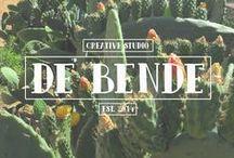 DE BENDE //creative studio \\ / my workshop-platform and creative studio, for inquiries debende@mail.com