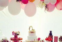 Anniverssaire idées / Idées anniversaire