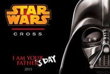 Star Wars 2015 / Our new Star Wars Collection is arriving in your galaxy this Fall! #StarWars  / by Cross®