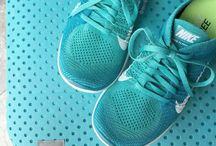 Workout Gear / Footwear, outfit, etc.