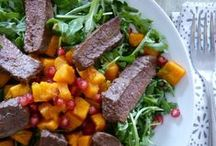 Paleo Main Meals / Fish, Poultry, Beef, Lamb, Pork and Game...