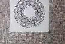 Zentangle 2016 / Zentangle