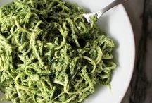 Vegan Spiralizer Recipes / I'm so ready to spiralize!
