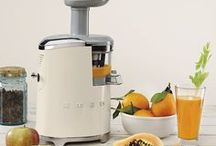 Slow Juicer / New product of Smeg 50 style line for excellent juices