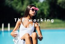 The working girl / http://www.browniespain.com
