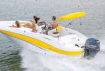 Great Family Boats / by Hurricane Boats