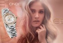 Watches / We carry Ebel, Philip Stein and Hamilton watches for both men and women.