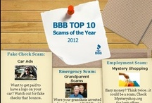 Scams / by BBB of Northwest Florida