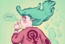 Rebel Grrl / by Florence May
