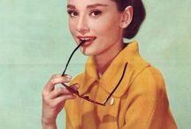 Inspiration + Audrey Hepburn