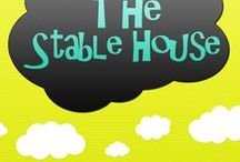 The Stable House / Information about my first ebook available for sale here: http://www.amazon.com/dp/B00GF24VNE