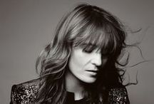 Florence Welch / Florence Leontine Mary Welch - born 28 August 1986 / by Florence May
