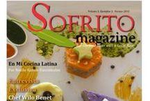 Sofrito Magazine Pictures