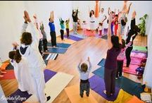 Familia Awa yoga / yoga y familia