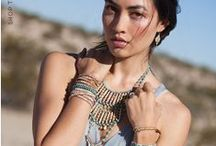 Chan Luu / Chan Luu Scarves and Jewelry - Available at Sands Point Shop http://www.sandspointshop.com/ctgy/chanluu