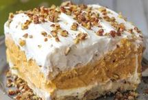 Pumpkin Dairy Goodness / Satisfy your pumpkin craving this fall by whipping up one of these tasty recipes.