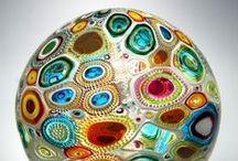 Glass - art / Glass - art