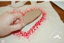 Kangas maalaus / Miten voit uudistaa kangas maaleilla