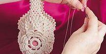 Heegeldamine, crocheting