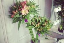Stock Florist corporate work / We can brighten up your reception with something beautiful!