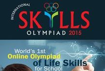International Life Skills Olympiad 2015 / Welcome to International Life Skills Olympiad 2015, The World's 1st Life Skills Test for Grade IV-XII school students. International Skills Olympiad is conducted for the FIRST time ever in the world and it is decided to be conducted every year. The students of class IV to XII are eligible to participate in this Olympiad. The first edition of great event will be held on the 17th of December 2015.