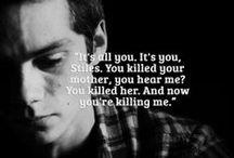 Teen Wolf ♥ / Scott, Stiles, Lydia, Kira, Mali, Derek, Alison, Isaac :3