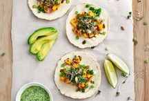 Lunch ideas / Healthy lunch ideas packed full of veggies and whole foods to nourish your body!