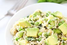 Quinoa / We love quinoa! It's delicious sweet or savory!