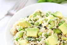 Quinoa / We love quinoa! It's delicious sweet or savory!