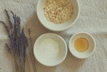 Herbal beauty / Natural herbal beauty recipes. Whole ingredients for beauty.