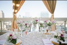 Table Settings /  Table setting ideas for special events