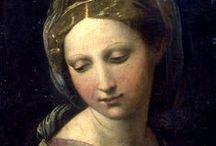 Raphael Sanzio (Italian: Raffaello) (1483 - 1520)