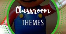Classroom Themes / Super | Mario | Emoji | Smile | Emoticon | Classroom | Decor | Theme | Class | Calendar | Holidays | Hundreds | Chart | Alphabet Poster | Welcome Sign | Number Line | Name Plates | Desk Tags | Gold | Edition | Mr and Mrs Rooster  Find new and exciting ways to spruce up your classroom for a fresh start of the school year!